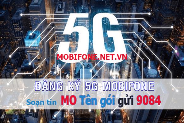Cách đăng ký 5G Mobifone tốc độ cực khủng