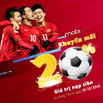 Mobifone khuyến mãi 19/12/2018 ưu đãi ngày vàng toàn quốc