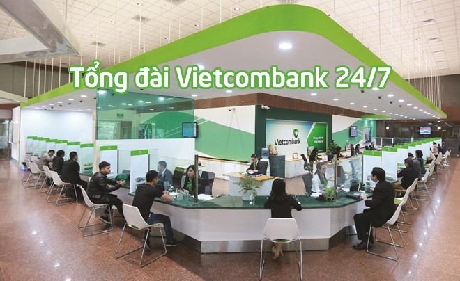 Số Hotline chăm sóc khách hàng tổng đài Vietcombank