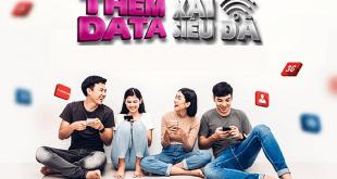 Hướng dẫn mua data 4G Mobifone thanh toán bằng thẻ ngân hàng