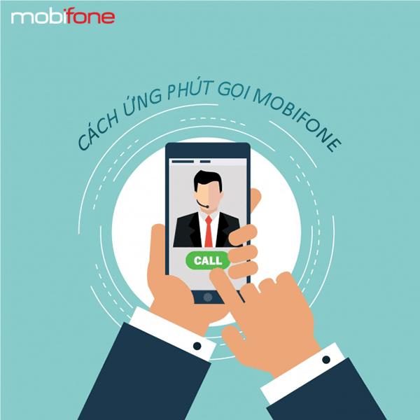 Hướng dẫn cách ứng phút gọi Mobifone gọi thoại ngay cả khi hết tiền