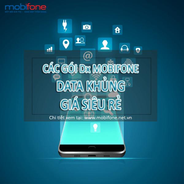 Tổng hợp các gói data D Mobifone ưu đãi cực khủng