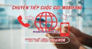 Chuyển tiếp cuộc gọi Mobifone miễn phí