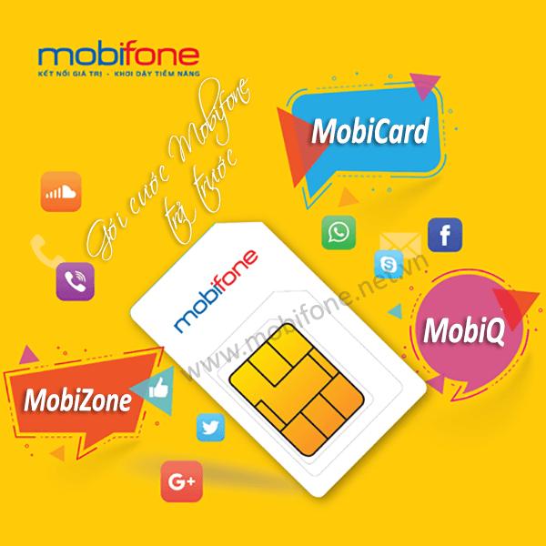 Tổng hợp các gói cước Mobifone trả trước gọi thoại, nhắn tin siêu rẻ
