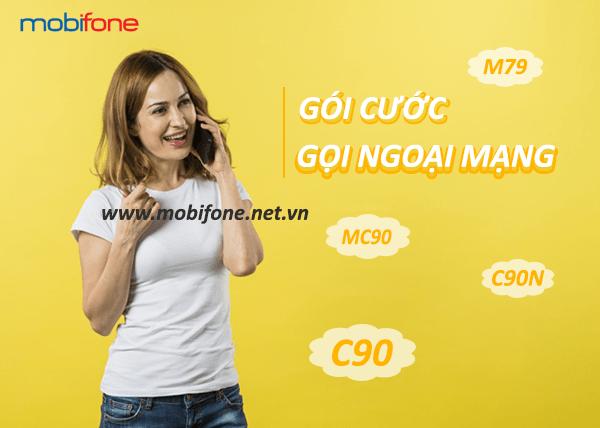 Danh sách các gói cước gọi ngoại mạng Mobifone mới nhất giá rẻ gọi thả ga