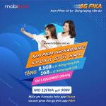 Đăng ký gói 12FIKA Mobifone nhận ưu đãi giải trí thả ga và data khủng