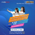 Đăng ký gói 6IKA Mobione nhận ưu đãi 57GB data và giải trí thả ga