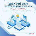 Mobifone tặng gói D5 và D30 Mobifone cho thuê bao không phát sinh cước phí từ tháng 1 - 3/2020