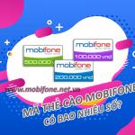 Giải đáp: Mã thẻ cào Mobifone có bao nhiêu số?