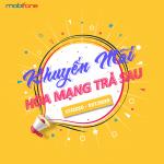 Mobifone khuyến mãi trả sau tháng 7/2020 với nhiều gói cước trả sau hấp dẫn