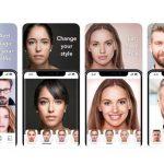 Ứng dụng FaceApp đang HOT với trào lưu hoán đổi giới tính