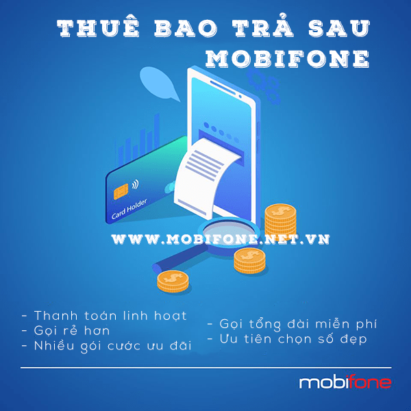 Thuê bao trả sau Mobifone là gì?