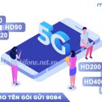 Cách đăng ký 5G Mobifone tốc độ cực khủng giá rẻ