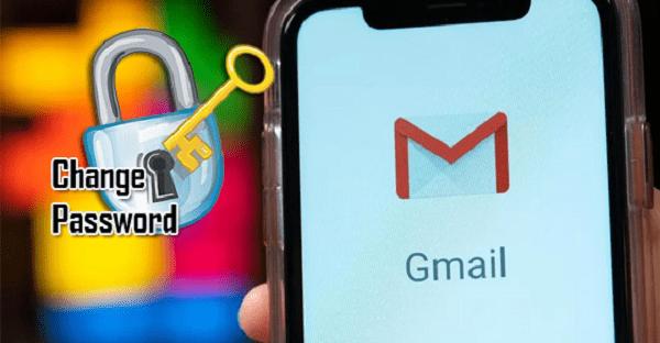 Cách đổi mật khẩu Gmail trên điện thoại nhanh chóng