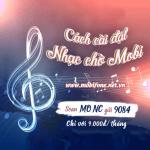 Cài nhạc chờ Mobifone - Đăng ký nhạc chờ Mobifone mới nhất