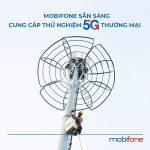 Mobifone cung cấp thử nghiệm 5G Mobifone tại TPHCM tháng 12/2020