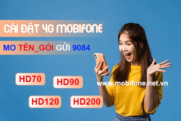 Cách cài đặt 4G Mobifone miễn phí mới nhất trên các dòng điện thoại