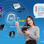 Cách đăng ký dịch vụ Multisim Mobifone 1 số điện thoại dùng 4 sim