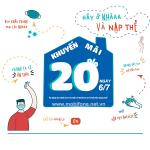 Khuyến mãi Mobifone 6/7/2021 ưu đãi NGÀY VÀNG tặng 20% giá trị nạp
