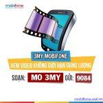 Đăng ký gói cước 3MY Mobifone giá 390.000đ/3 tháng