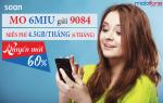 Đăng ký gói cước 6MIU Mobifone chỉ 420.000đ/tháng