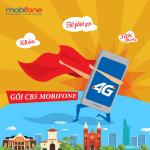Đăng ký gói cước CB5 Mobifone ưu đãi 3 trong 1