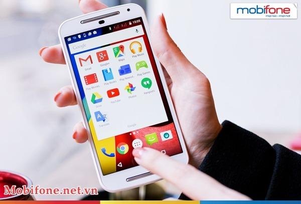 Cách tăng tốc độ 3G Mobifone cho điện thoại