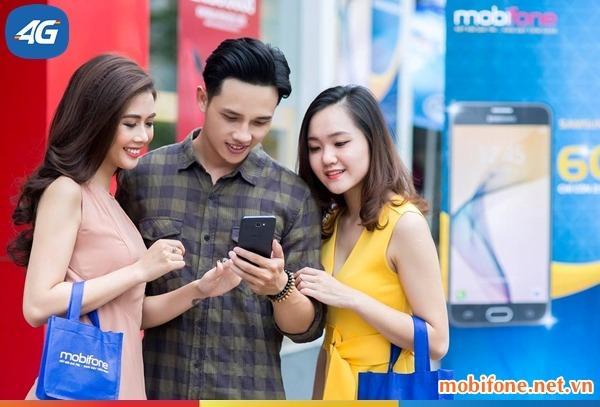 Gói cước HD120 của Mobifone gói cước 4G