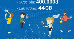 Đăng ký gói cước HD400 Mobifone chỉ 400.000đ/tháng