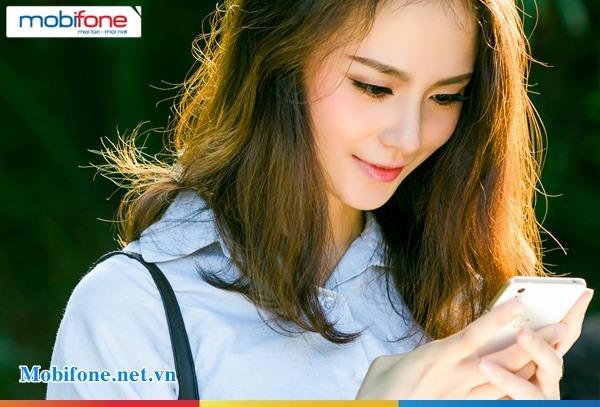 Gói cước HDP100 của Mobifone ưu đãi kép siêu khủng