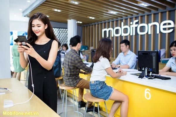 Khuyến mãi của Mobifone 22/9/2017 tặng 50% giá trị thẻ nạp tiền nạp