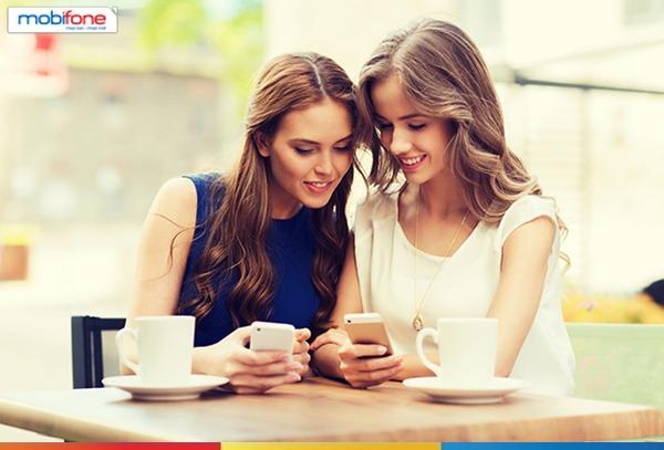 Mobifone khuyến mãi 50% giá trị thẻ nạp ngày 21/4/2017