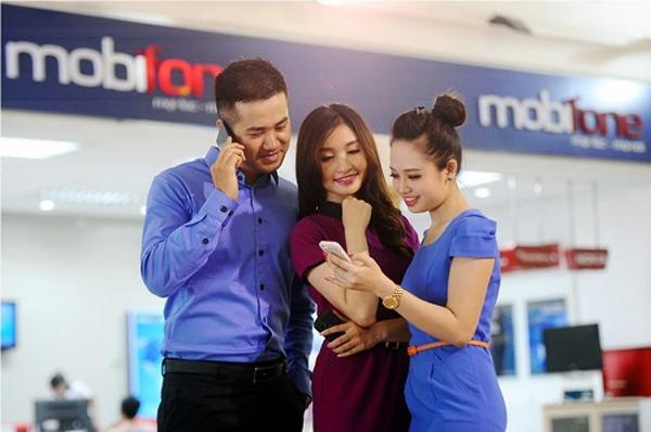 Khuyến mãi 50% giá trị thẻ nạp Mobifone duy nhất ngày 24-3-2017
