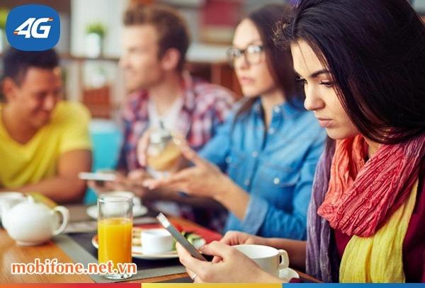 Gói cước TN4G Mobifone miễn phí cước đăng ký cho chu kỳ đầu tiên