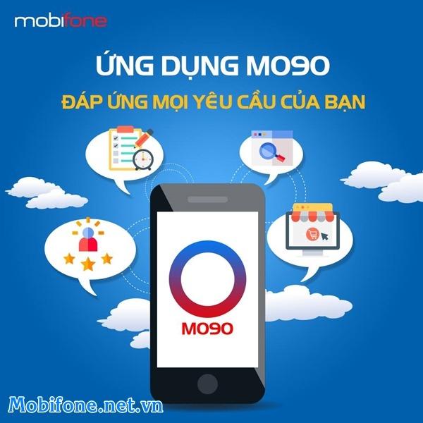 Cài đặt ứng dụng M090 Mobifone