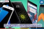 Cách bật/ tắt 4G Mobifone trên điện thoại Android