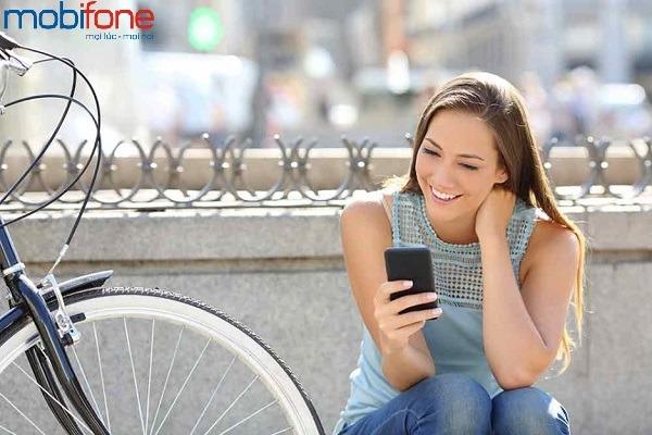 gói cước 3G Mobifone theo lưu lượng mới