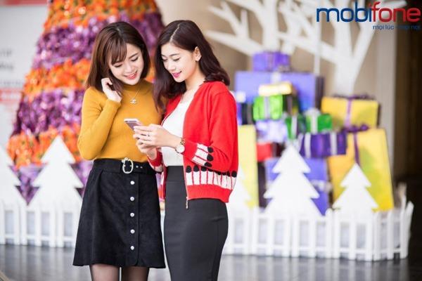 cách kiểm tra Data 3G Mobifone