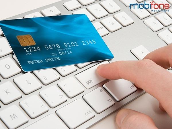 cách nạp tiền trực tuyến Mobifone