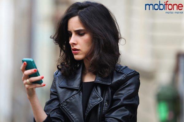 Hướng dẫn cách kiểm tra dịch vụ GTGT Mobifone