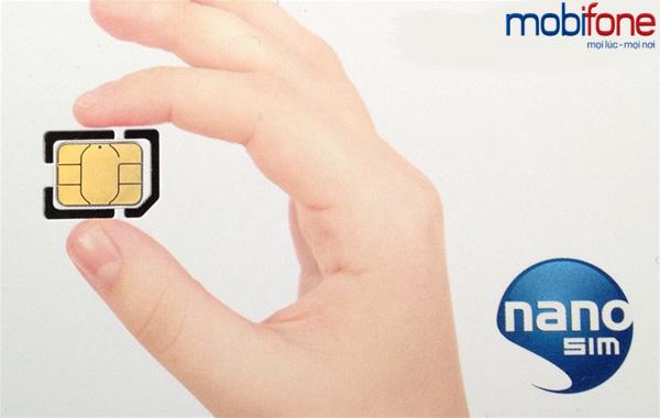 chuyển đổi từ sim thường sang sim Nano Mobifone