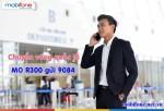 Đăng ký gói cước chuyển vùng quốc tế R300 Mobifone chỉ 300.000đ