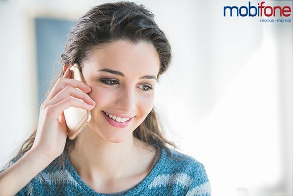 Đăng ký 3G ưu đãi phút gọi và tin nhắn Mobifone