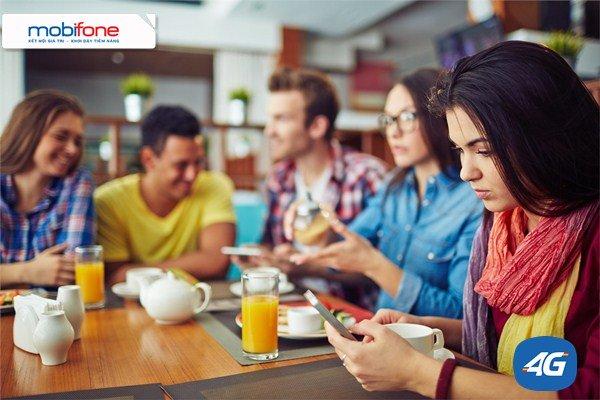 Cách đăng ký gói cước 4G Mobifone không giới hạn dung lượng