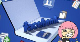 Đăng status Facebook bằng Sticker