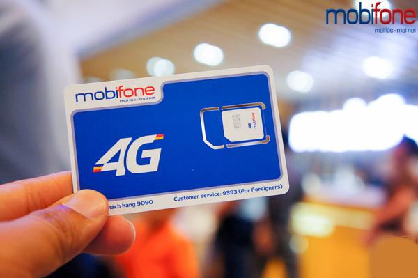 địa điểm có thể đổi sim 4G Mobifone sử dụng từ ngày 1/7