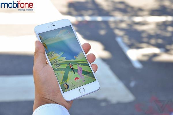gói cước MIU Mobifone săn Pokemon