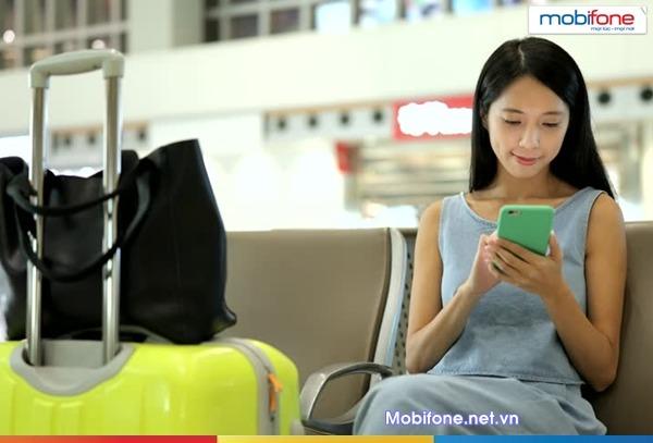 Gói cước chuyển vùng quốc tế R500 của Mobifone