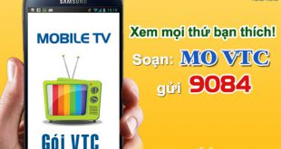 gói cước VTC Mobifone