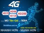 Bảng giá các gói cước 4G Mobifone rẻ nhất